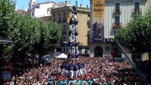 La diada de les Santes de Mataró és una de les actuacions més destacades del mes de juliol