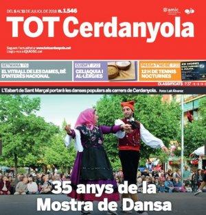La portada del TOT 1546
