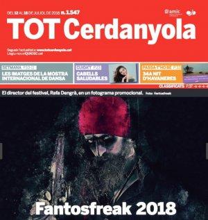 La portada del TOT 1547