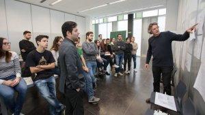 La URV situada entre les 100 millors universitats europees en excel•lència en docència