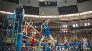Les millors imatges de la final de voleiboldels Jocs Mediterranis