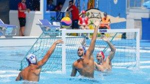 Les millors imatges de la final de waterpolo dels Jocs Mediterranis