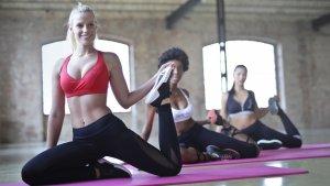 Los ejercicios de Pilates te permiten trabajar mejor los movimientos y respiración.