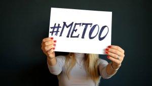 #Metoo, reconocido movimiento contra el acoso sexual.