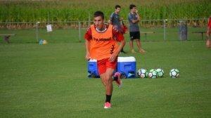 Nou jugadors del filial grana s'incorporaran a la pretemporada amb el Nàstic