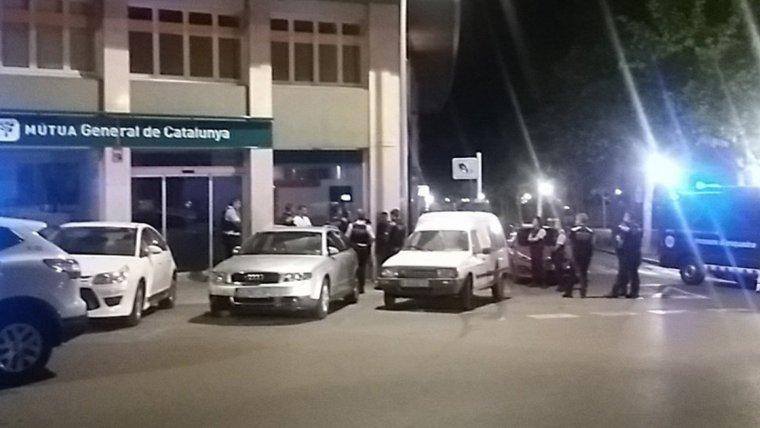 Els Mosos d'Esquadra han identificat a 17 persones