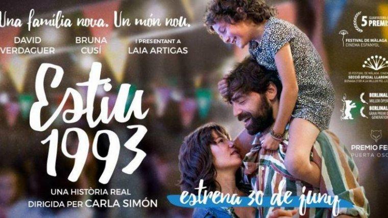 'Estiu 1993' serà la primera projecció del cinema a la fresca a Reus