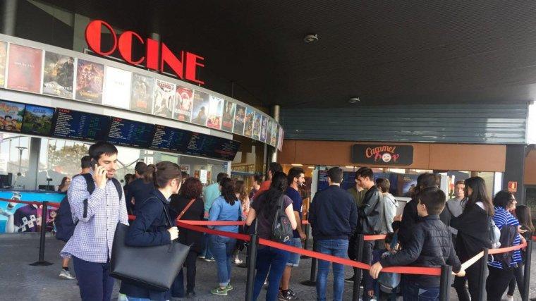 Ocine anuncia que aplicarà íntegrament la reducció de l'IVA del cinema.