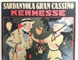 Cartell del Sardanyola Gran Casino