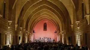 Concert inaugural del Festival de Música Antiga de Poblet 2018
