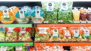 Diferentes productos vegetales y preparados de Sun&Vegs en Mercadona