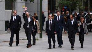 Diversos polítics catalans