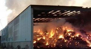 El foc s'ha declarat en una zona pròxima a l'autovia A-2