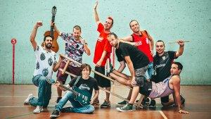El grup La Pegatina actuarà el proper 9 de febrer
