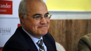 El jutge Pablo Llarena, en una imatge d'arxiu