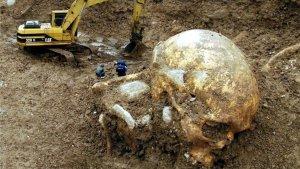 El misterio de los nefilim, los seres gigantes que aparecen en la Biblia.