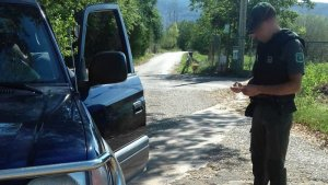 Els Agents Rurals estan duent a terme inspeccions amb motiu de l'inici de la mitja veda.