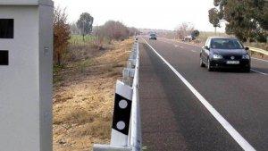 Els radars estaran camuflats a les carreteres.
