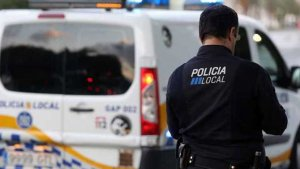 Imagen de archivo de la Policía Local de Palma de Mallorca.