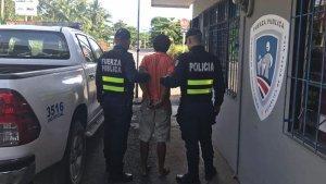 Imagen de archivo de una detención en Costa Rico