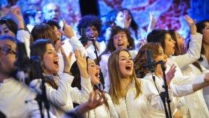 Imatge de The Gospel Viu Choir.