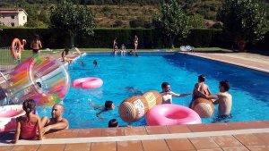 Imatge del Piscineja, celebrat a Vilanova de Prades