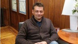 Javier Ardines, concejal de IU del Ayuntamiento de Llanes