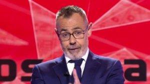 Jordi González presentant 'Hechos Reales'