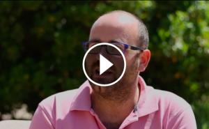 Jordi Martínez, jurat dels Premis Vinari 2018