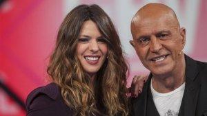 Laura junto a su padre, Kiko Matamoros
