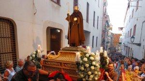 Les imatges de la diada de Sant Magí 2018 a Tarragona