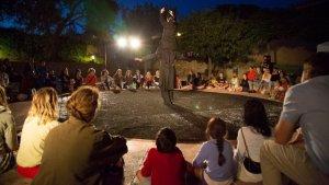 Les imatges del Danseu Festival de Les Piles