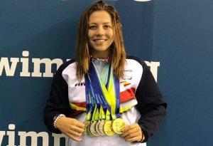 Núria Marqués ha estat l'esportista catalana més guardonada
