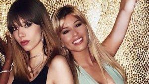 Oriana y Alejandra Rubio, de fiesta por Madrid