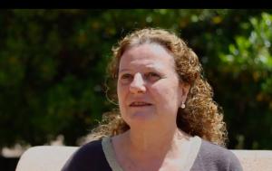 Pilar García, sommelier del Restaurant Las Vegas