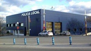 Policía Local de Jaen.
