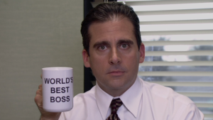 The Office, una de las series de comedia que no te debes perder.