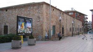 Una imatge de la plaça de les Monges de Torredembarra.
