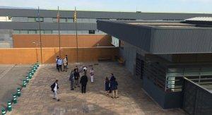 Visita del president Torra a la presó del Catllar