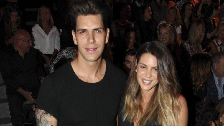 Diego y Laura Matamoros en una imagen de archivo.