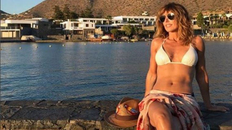 Las Fotos De Emma García En Bikini Que Aumentan La Temperatura En