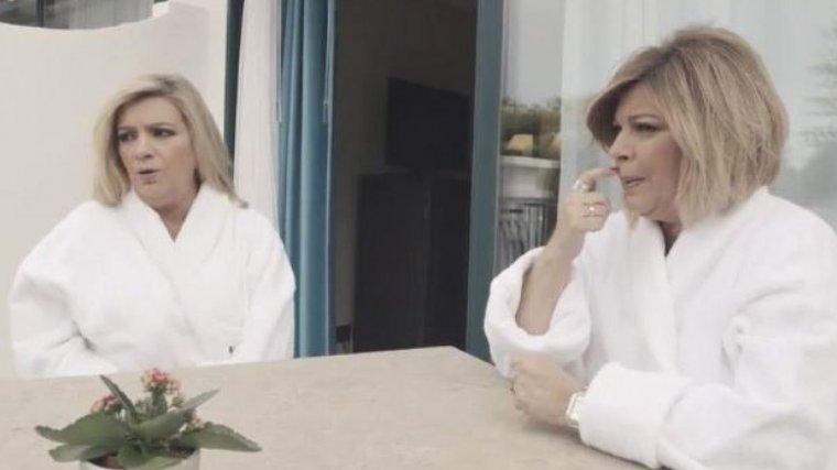En el próximo programa de 'Las Campos' podrá verse como Carmen Borrego y Terelu se hacen algunos retoques