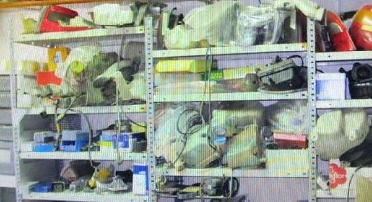 Imatge del magatzem