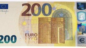 Billete de 200 euros