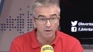 Carles Francino denuncia una «marea machista» en la Cadena SER