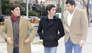 Cayetano Rivera y Julián Contreras