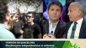 Eduardo Inda a 'La Sexta Noche'