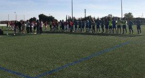 Els camps de futbol municipal es troben ara en millor estat que fa uns mesos