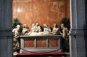 Es troba ubicat a la catedral del Sant Esperit
