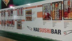 Hai Sushi Bar
